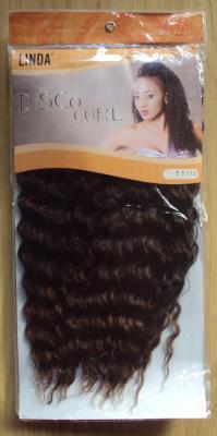 Linda disco curl